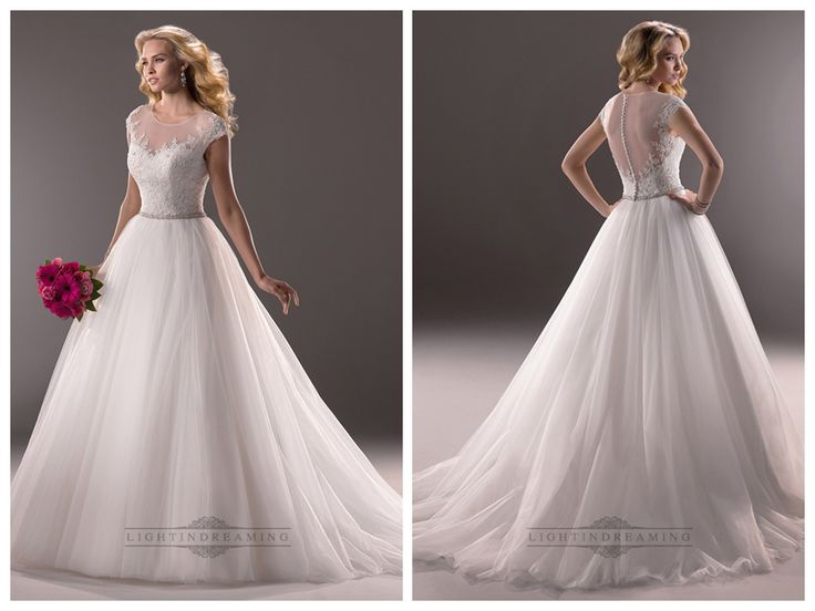Cap Sleeves Sheer Neckline Sequin Ball Gown Wedding Dresses with Beaded   Belt  #wedding #dresses #dress #lightindream #lightindreaming #wed #clothing   #gown #weddingdresses #dressesonline #dressonline #bride  http://www.ckdress.com/cap-sleeves-sheer-neckline-sequin-ball-gown-  wedding-dresses-with-beaded-belt-p-161.html