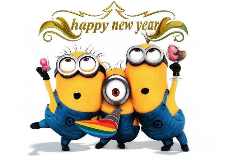 happy new year 2016 funny minions (2)