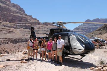 Grand Canyon Helicopter Tour from Las Vegas - Las Vegas | Viator
