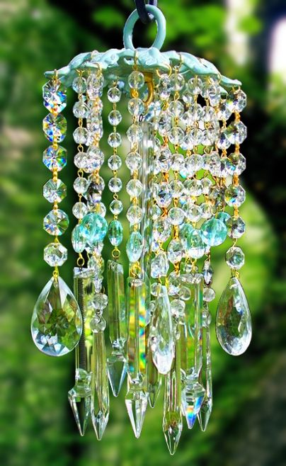 crystal wind chime .❀`•.¸❤¸.•❀.Ll
