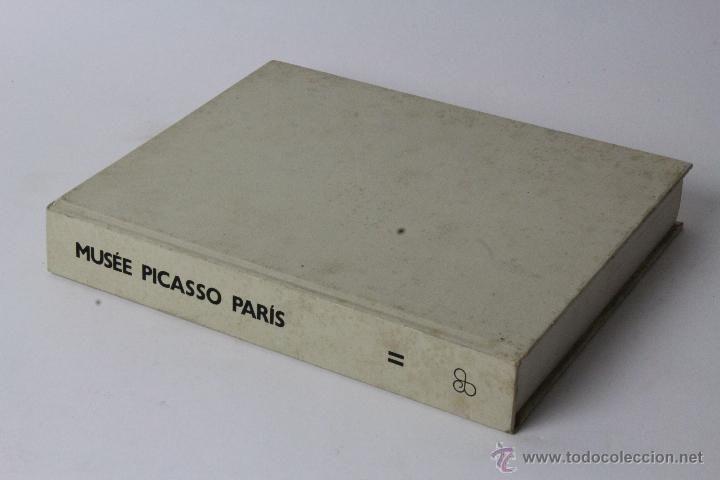 MUSEE PICASSO PARIS. CATALOGO DE LAS COLECCIONES. II DIBUJOS, ACUARELAS, GOUACHES, PASTELES