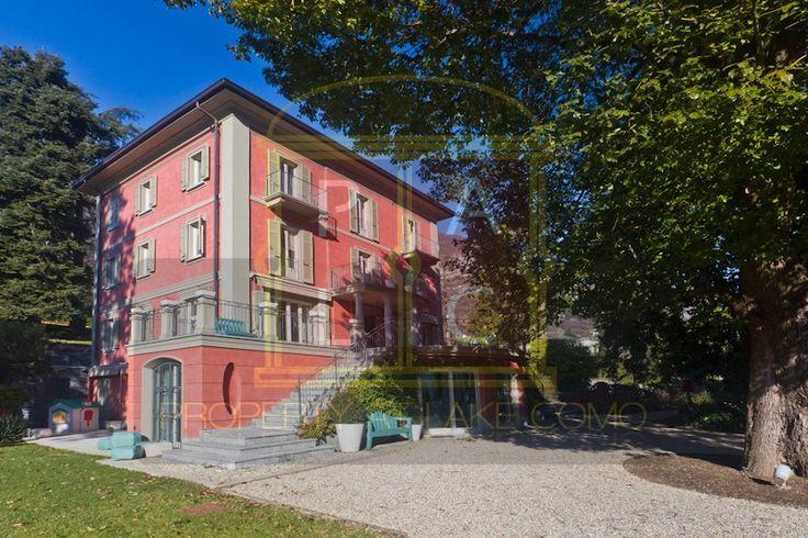 Feature Rich Luxury Italian #VillaforSale at Lake Como