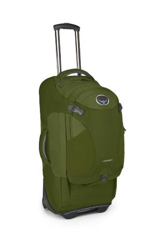 Osprey Meridian Wheeled Luggage (28-Inch/75 Liter, Patina Green) - http://www.learnjourney.com/discount-travel-gear-free-shipping-wholesale/osprey-meridian-wheeled-luggage-28-inch75-liter-patina-green/