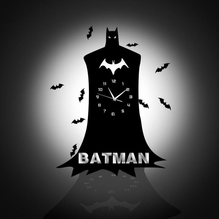 17 Best Ideas About Batman Room Decor On Pinterest