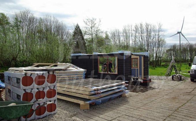 9 beste afbeeldingen van hazerswoude rijndijk houtbouw garages. Black Bedroom Furniture Sets. Home Design Ideas