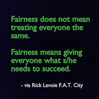 By Poughkeepsie Day School.  Rick Lavoie from the classic documentary about learning differences: How Hard is this supposed to be: F.A.T. City.