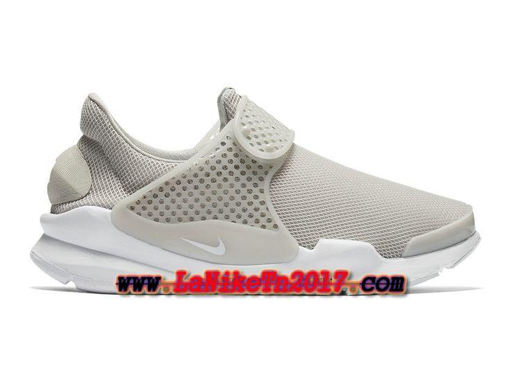 Femme Nike Wmns Sock Dart Breathe Gris Chaussures Nike Officiel Pas Cher  896446-002