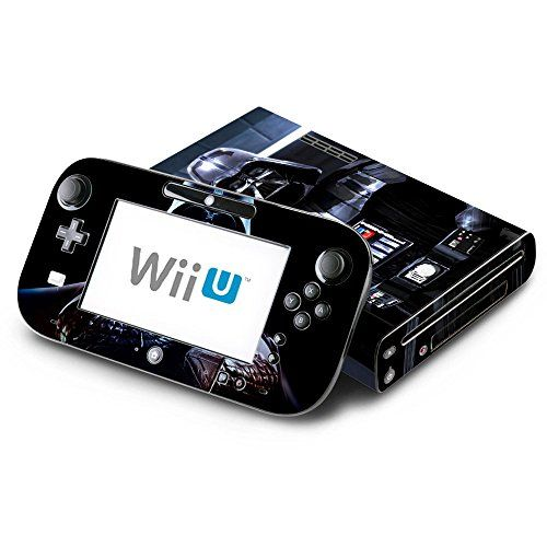 Star Wars Darth Vader Decorative Decal Cover Skin for Nintendo Wii U Console and GamePad  http://gamegearbuzz.com/star-wars-darth-vader-decorative-decal-cover-skin-for-nintendo-wii-u-console-and-gamepad/