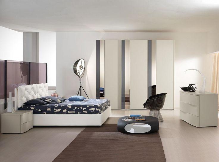 Modern Italian Bed Mix   Bedroom by SPAR - $1,750.00