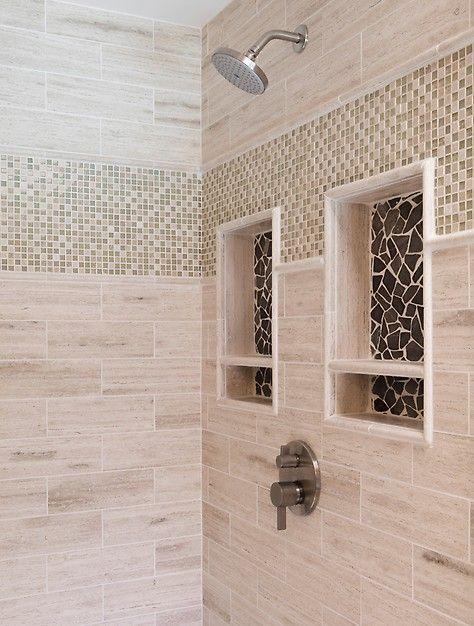 DIY Tips For Removing Soap Scum. Tile Shower NicheNeutral ...