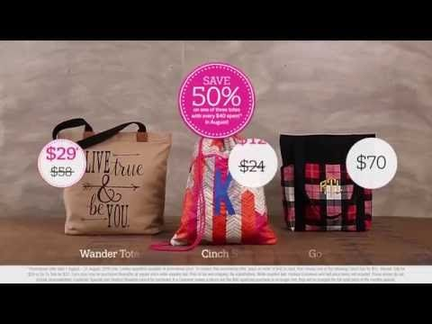 Thirty One Gifts August 2016 Customer Special