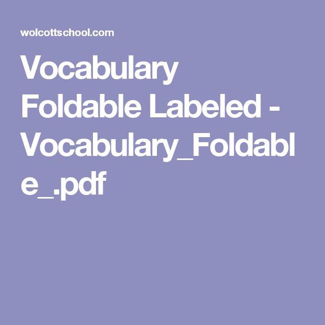 Vocabulary Foldable Labeled - Vocabulary_Foldable_.pdf