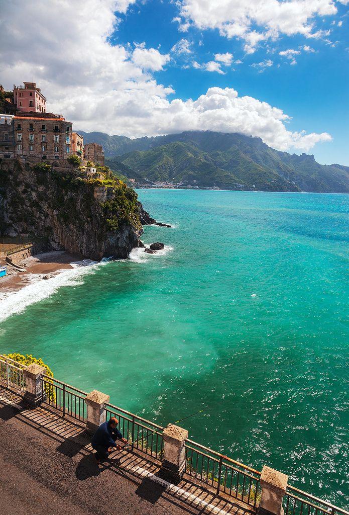 Atrani, Amalfi Coast, Campania, Italy