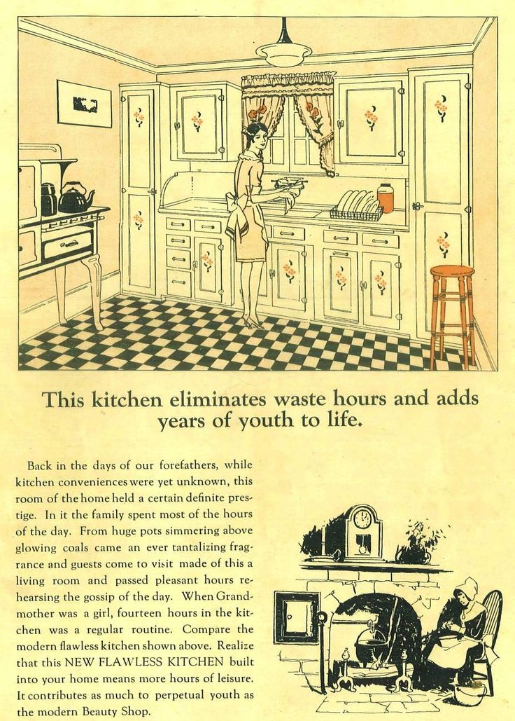 74 Best 1930s Kitchens Images On Pinterest