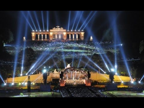 """""""The Imperial March"""" composed by John Williams for Star Wars: Episode V - The Empire Strikes Back. Performed by the Vienna Philharmonic Orchestra and conducted by Franz Welser-Möst during the Summer Night Concert 2010 at Schloss Schönbrunn (Schönbrunn Palace)."""