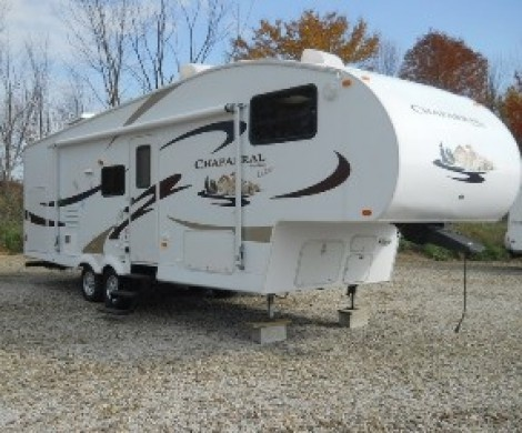 11 best fifth wheel images on pinterest fifth wheel campers and pre owned 2007 coachmen chaparral 269bhs fifthwheel in streetsboro http fandeluxe Choice Image