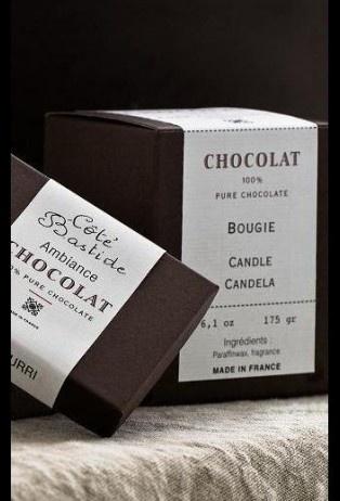 Gamme CHOCOLAT