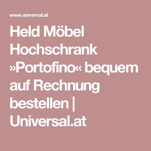 Fresh Held M bel Hochschrank Portofino bequem auf Rechnung bestellen Universal at