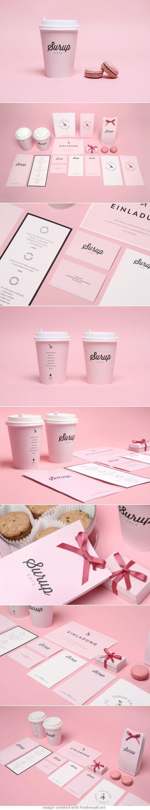 SURUP CAFE - Surup Cafe branding by Sergey Parfenov.