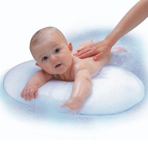Coussin de bain Babymoov pour enfant dès la naissance - Oxybul éveil et jeux