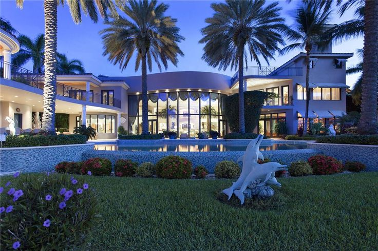 PALATIAL MEDITERRANEAN RESIDENCE IN BOCA RATON | Florida Luxury Homes | Mansions For Sale | Luxury Portfolio
