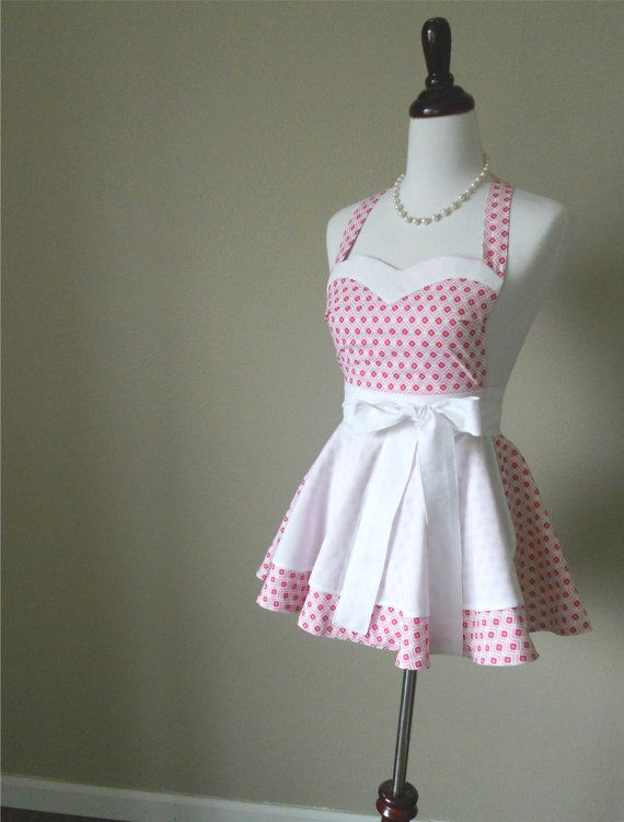 51 Best 50s House Wife Cooking Apron Images On Pinterest Aprons Pinafore Apron And Apron