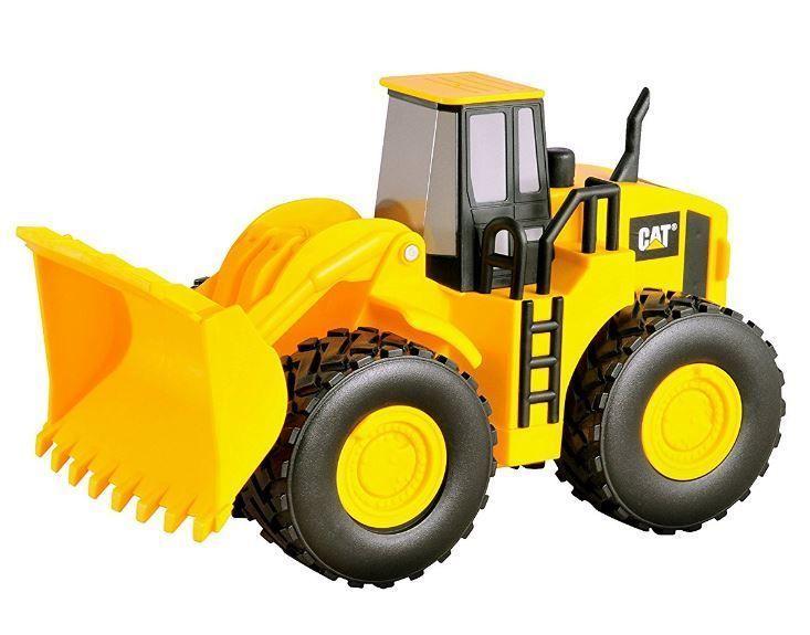 Loader Wheel Truck Toy State Caterpillar Dump Realistic Game Play Children Safe #LoaderWheelTruck