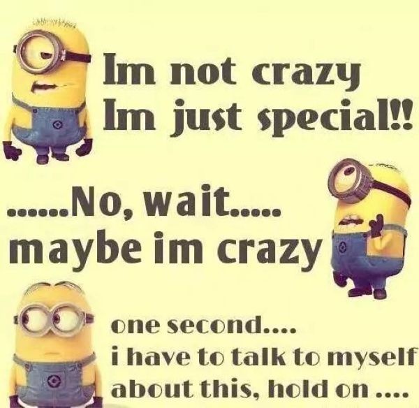 Leave it to stubborn red heads who invented the word crazy and bitch.. Beware!