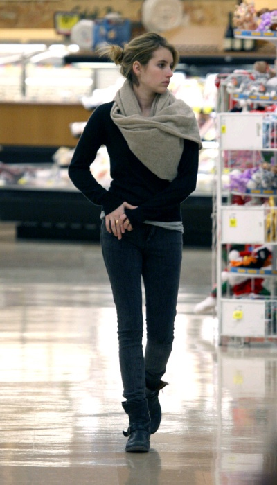 emma roberts-- love her style