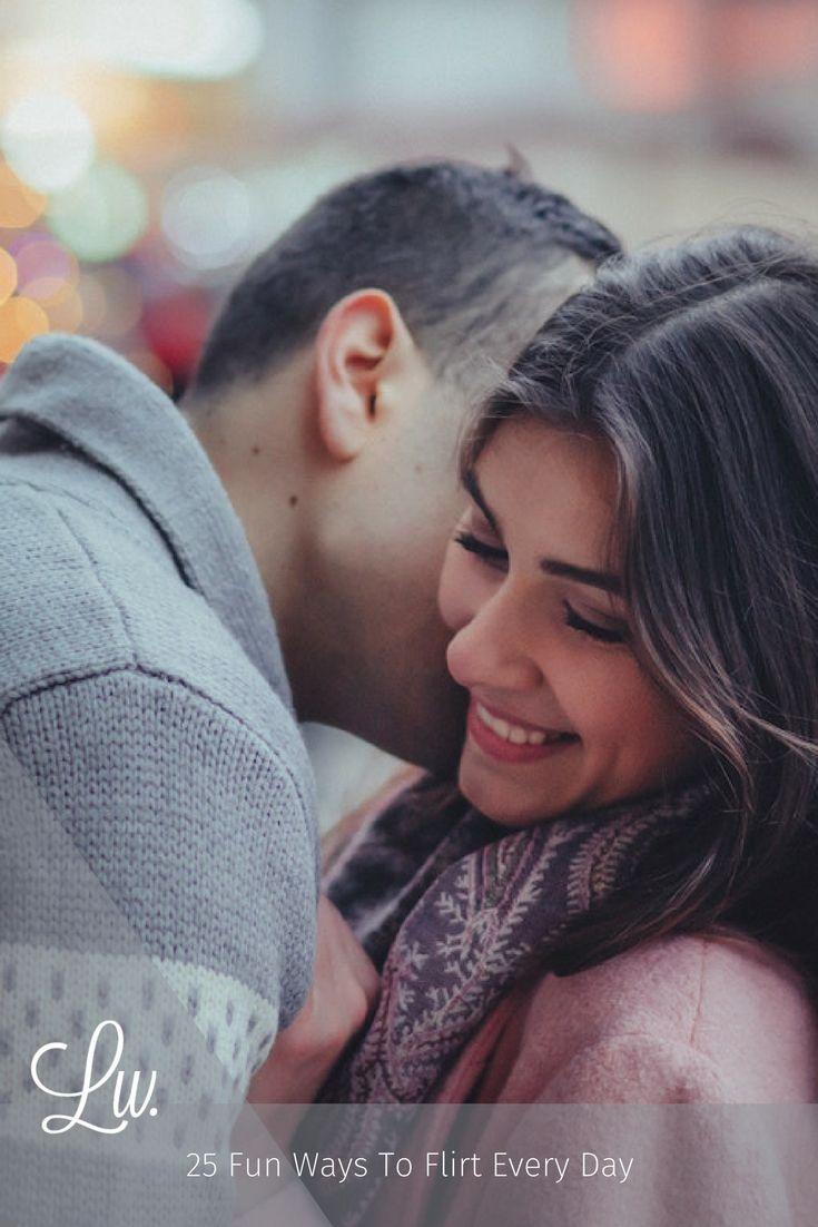 Sexy ways to flirt