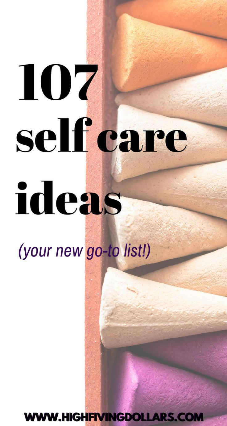 107 Effective Self Care Practices That Won't Break the Bank – Save Money Shopping