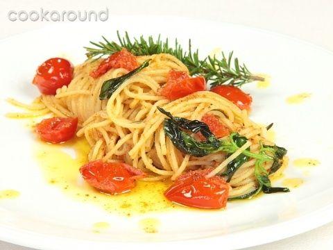 Spaghettino aggrappato