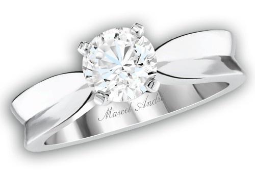 ASF - 002 or et diamants disponible chez Marcel/ André www.marcelandre.com