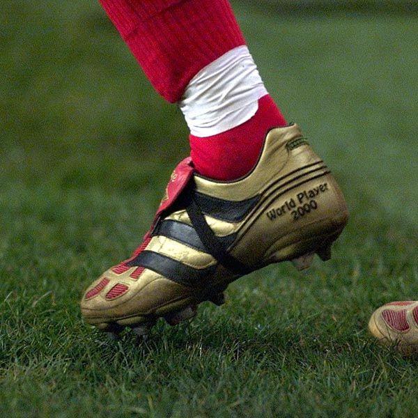 Football boots, David beckham football
