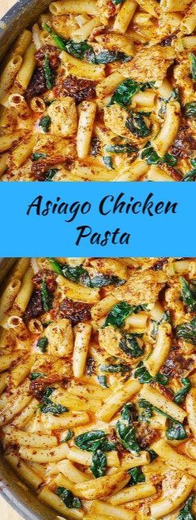 Wenn Sie Asiago Cheeseflower Bett, ist dies ein Rezept in Großbuchstaben zu ver...