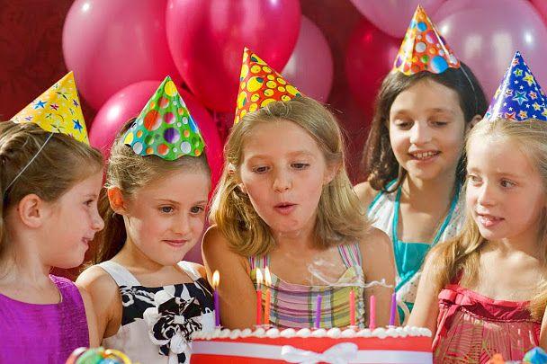 Сценарий для девочки на День Рождения в 5 лет