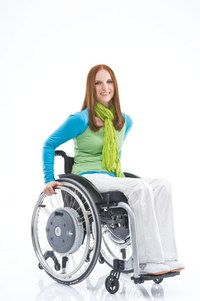 e-motion power add-on drive for wheelchairs