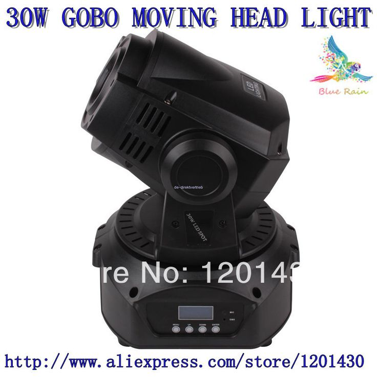 best price 30W LED gobo Moving Head light DMX controller professional stage lighting DJ equipment-in Stage Lighting Effect from Lights & Lighting on Aliexpress.com   Alibaba Group