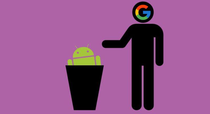 Google elimina Android copias de seguridad sin necesidad de notificación, si usted no utiliza el teléfono