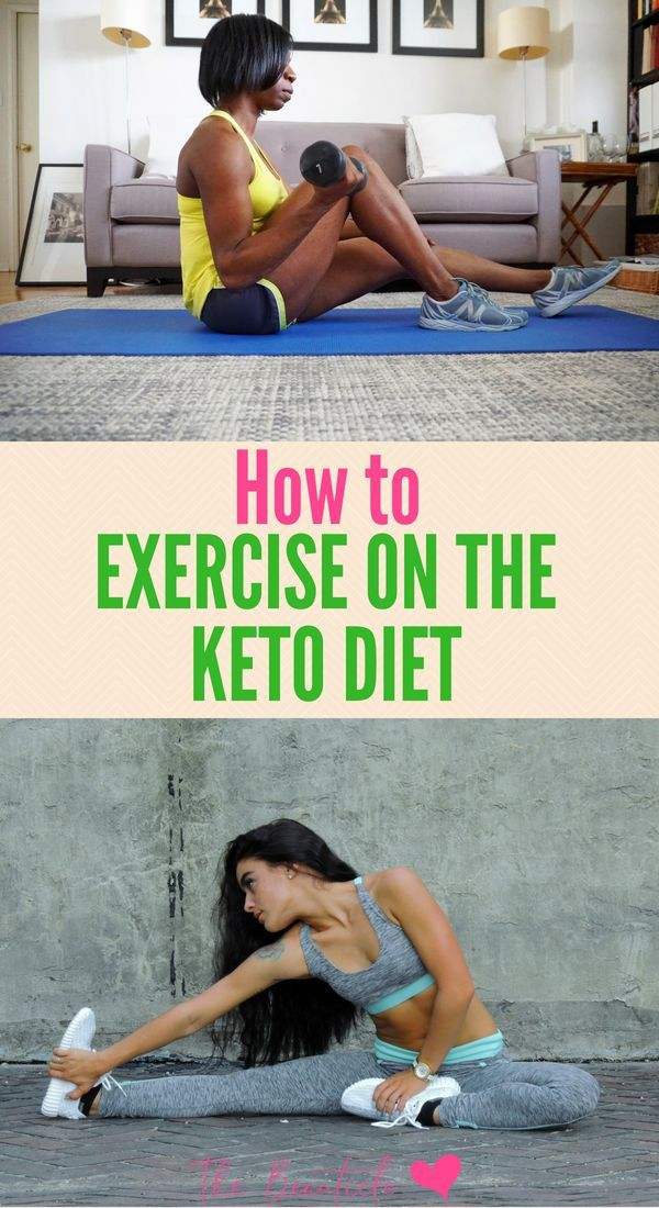 can you weight train in keto diet