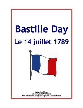 bastille day activities school