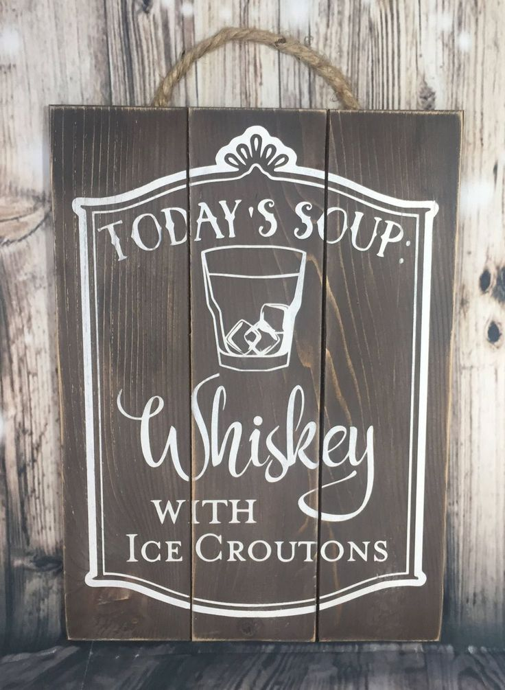 19 Funny Bar Signs Your Back Porch Needs This Summer