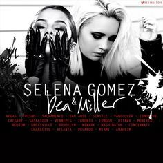 Selena Gomez's The Revival Tour Dates with Bea Miller - TICKETS ON SALE NOW - #REVIVALtour #selenagomez #BeaMiller