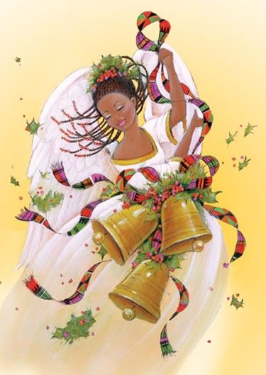 70 best angels images on pinterest male angels angel - African american christmas images ...