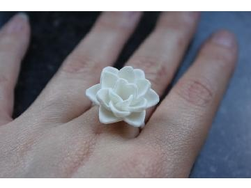 Bizspeaking.com deal: rose ring by isis_11 on Shapeways at €4.54 http://bizspeaking.com/s/gQTc