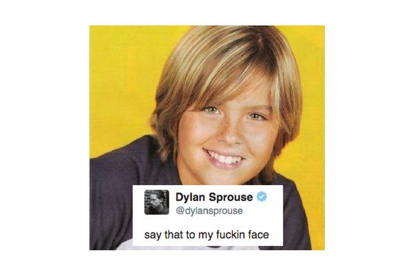 15 Perfect Tweets From Dylan Sprouse That'll Make You Laugh http://www.shenhuifu.org/2017/04/06/tweets-from-dylan-sprouse/ #celebrity #siblings #dylansprouse #sprousetwins