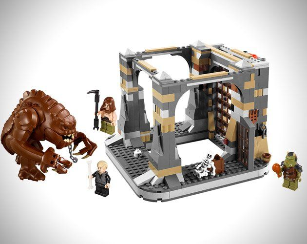 LEGO Star Wars Rancor Pit Set | Hi Consumption