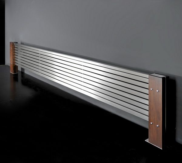 Design Radiator Accuro Korle WOOD PANEL XL