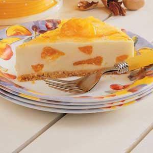Diabetic Friendly Easter Dessert Recipe - Orange Delight