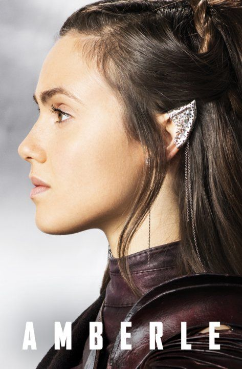 Still of Poppy Drayton as Amberle Elessedil in The Shannara Chronicles (2016)